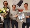 CUE Publieksprijs 2018 voor Podiumtechniek.nl