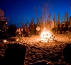Island Events by WestCord Hotels - Kampvuur