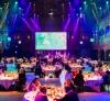 Gratis dance party in Hotel Arena