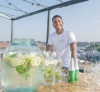 Pop-up rooftop restaurant Groovy Tables viert hoogtij
