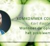 #Komkommercolumn: Karl Raats