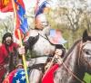 Vrije tijd: Ridderspektakel in Kasteeltuinen Arcen