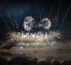 Golfpark de Haenen viert jubileum met show van Laserforum