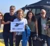 Helikopterview voor Nederlandse mediapartijen aan Cote d'Azur