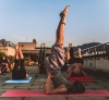 Yoga is hot, yoga is big business