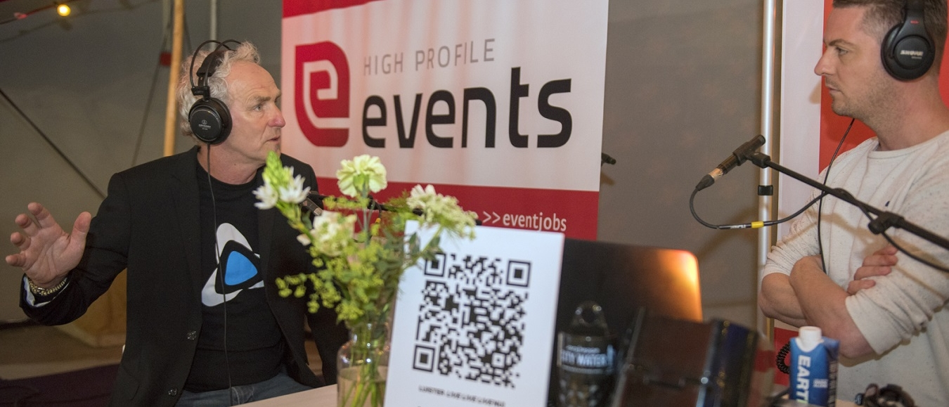LIVELIVELIVE op EventSummit: 'We bewijzen hoe je veilig een beurs kunt organiseren'