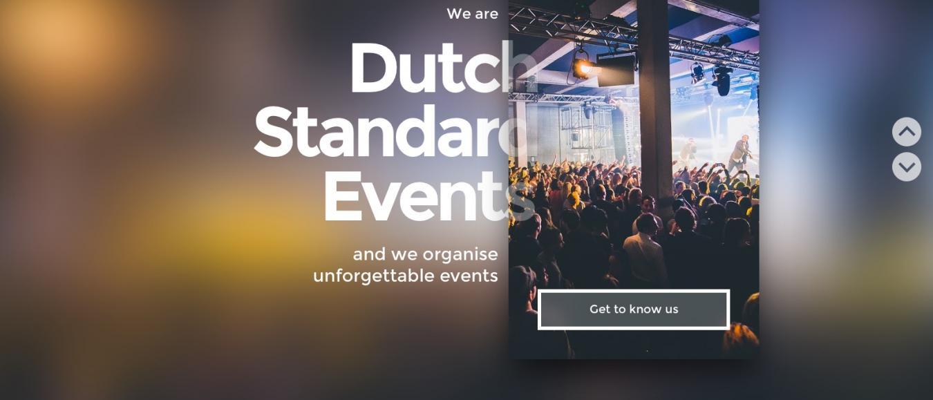 Dutch Standard Events