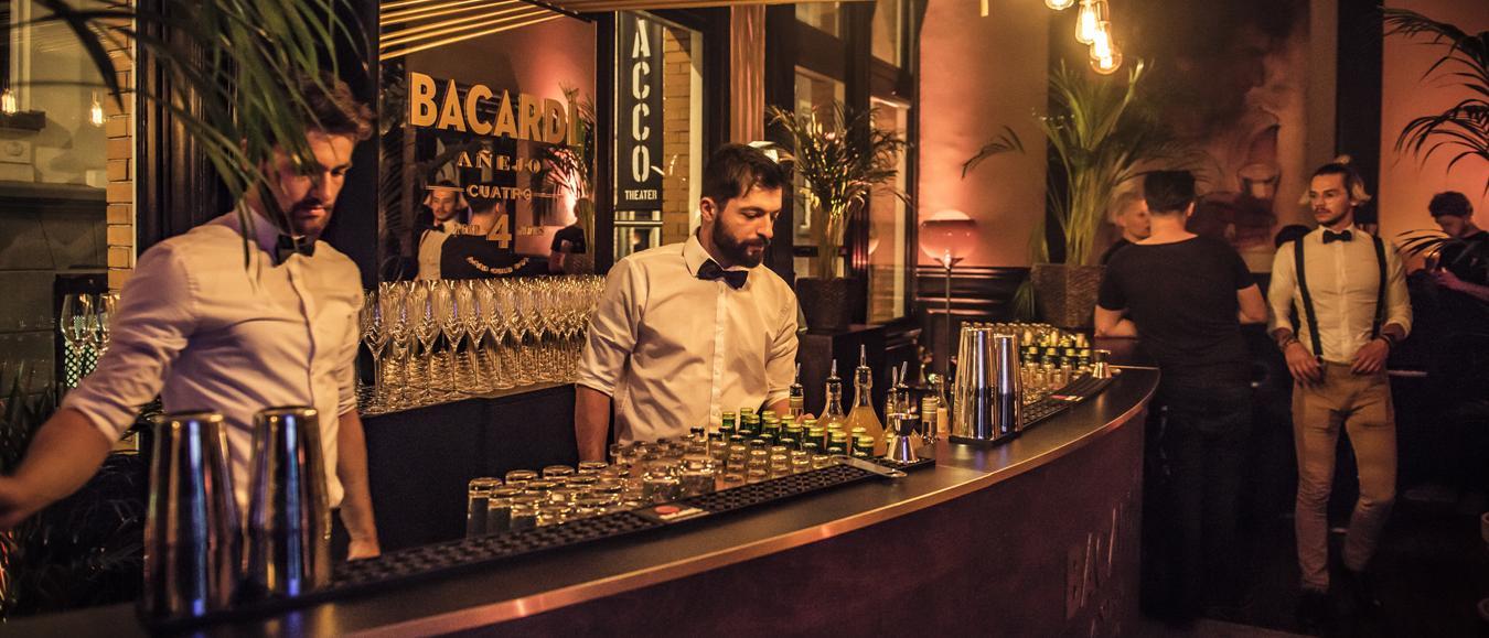 TOBACCO Theater dendert door met exclusieve culinaire tak 'De Artiesten'