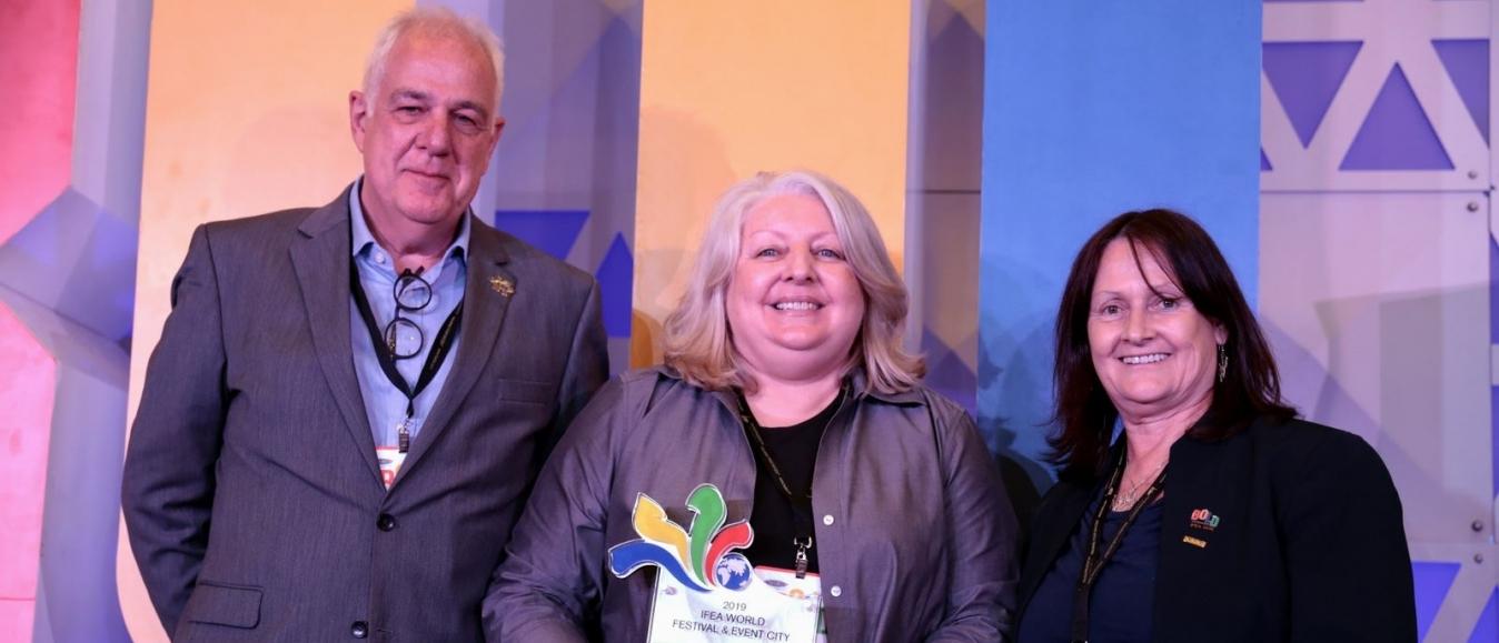 Eervolle internationale erkenning voor het Rotterdamse festivalbeleid