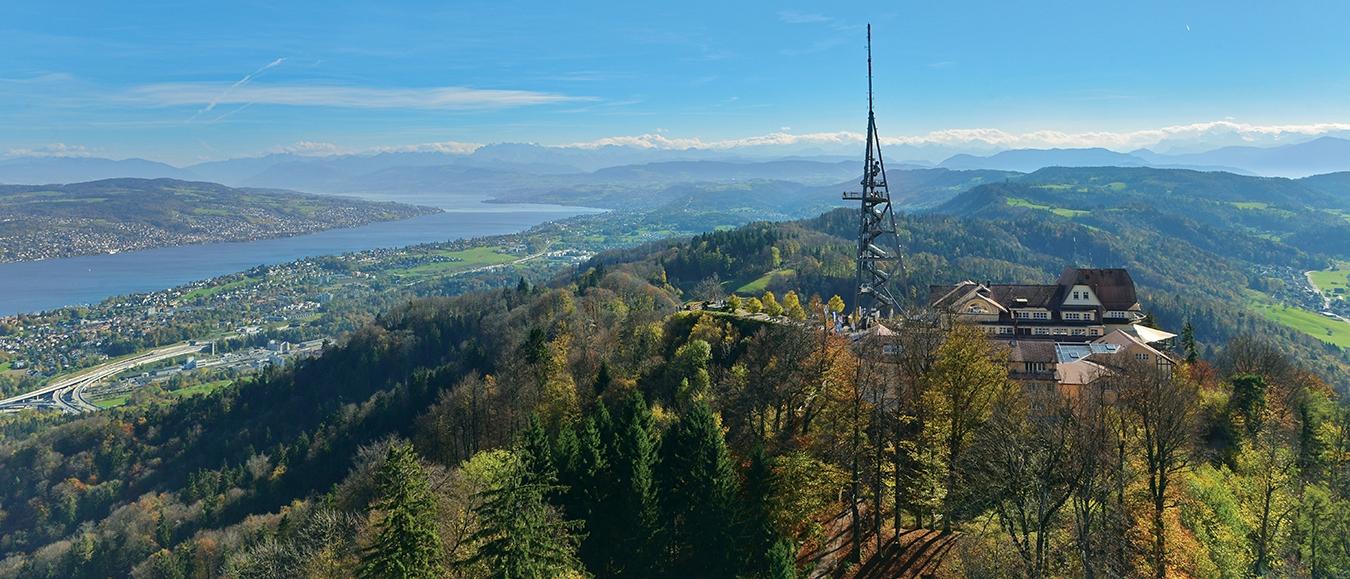 Vergaderen in de Zwitserse natuur