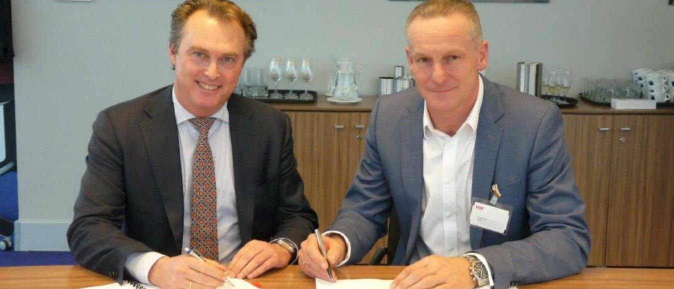 RAI Amsterdam en De Boer Structures verlengen samenwerking