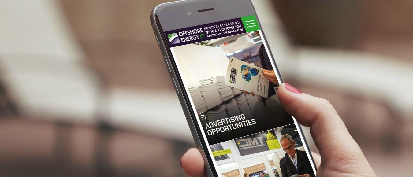 Offshore energy nieuwe website