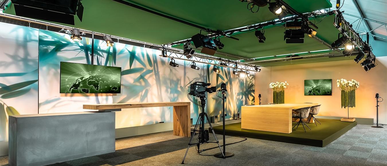 Studio Greenhouse - unieke hybride studio midden in Nederland