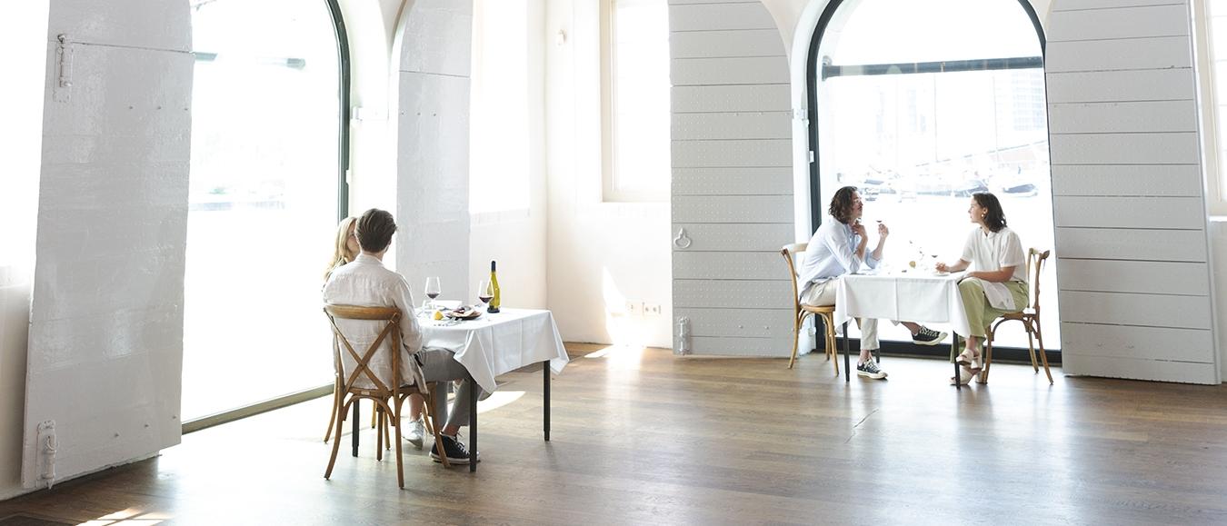 Het Scheepvaartmuseum biedt exclusief culinair arrangement