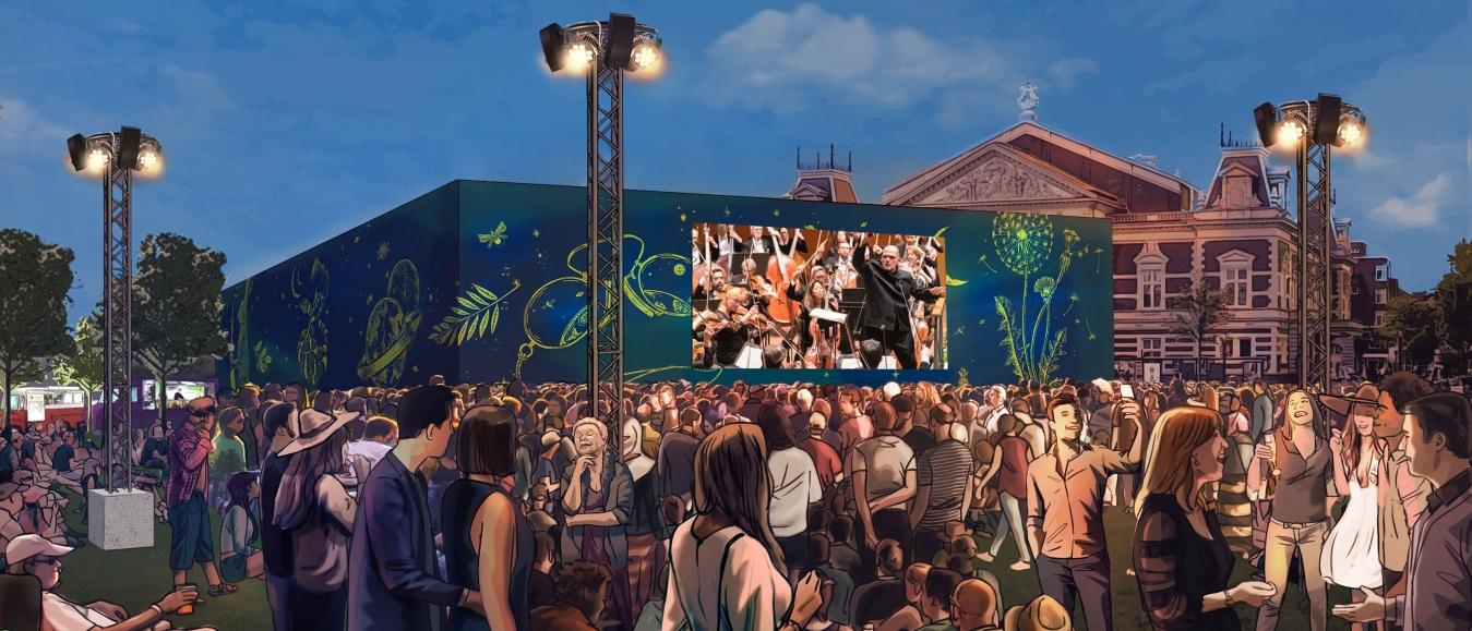 Mahler Festival maakt programma in Paviljoen op Museumplein bekend