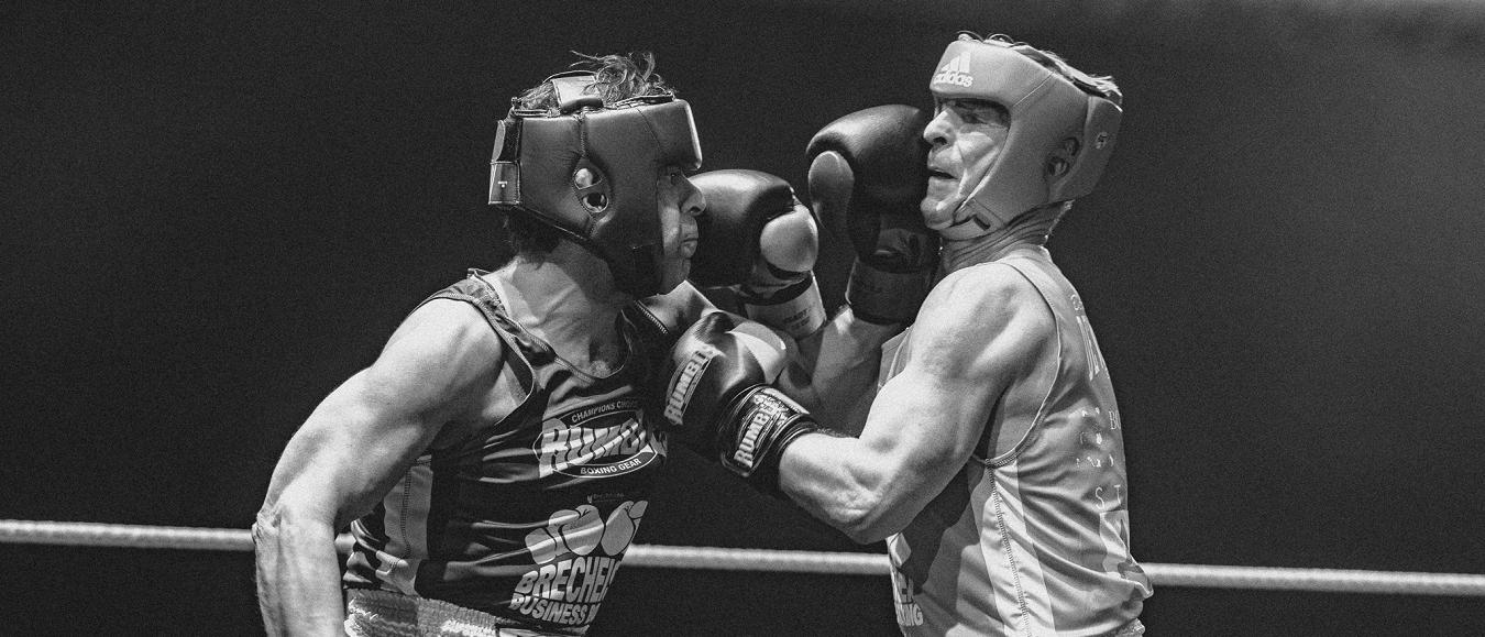Utrechtse ondernemers in de boksring