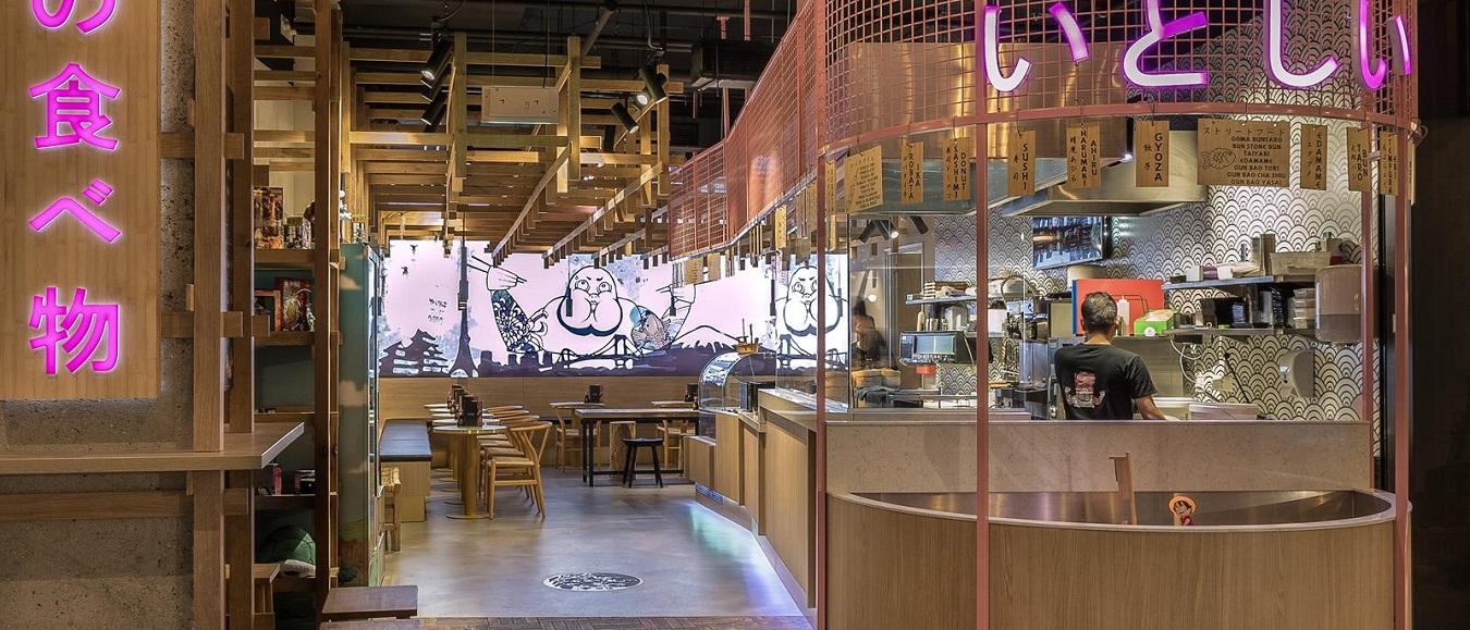 Vorm Martini realiseert nieuw take-away concept Itoshii