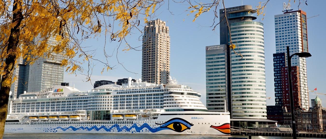 Ambities Rotterdam trekken internationale bedrijven
