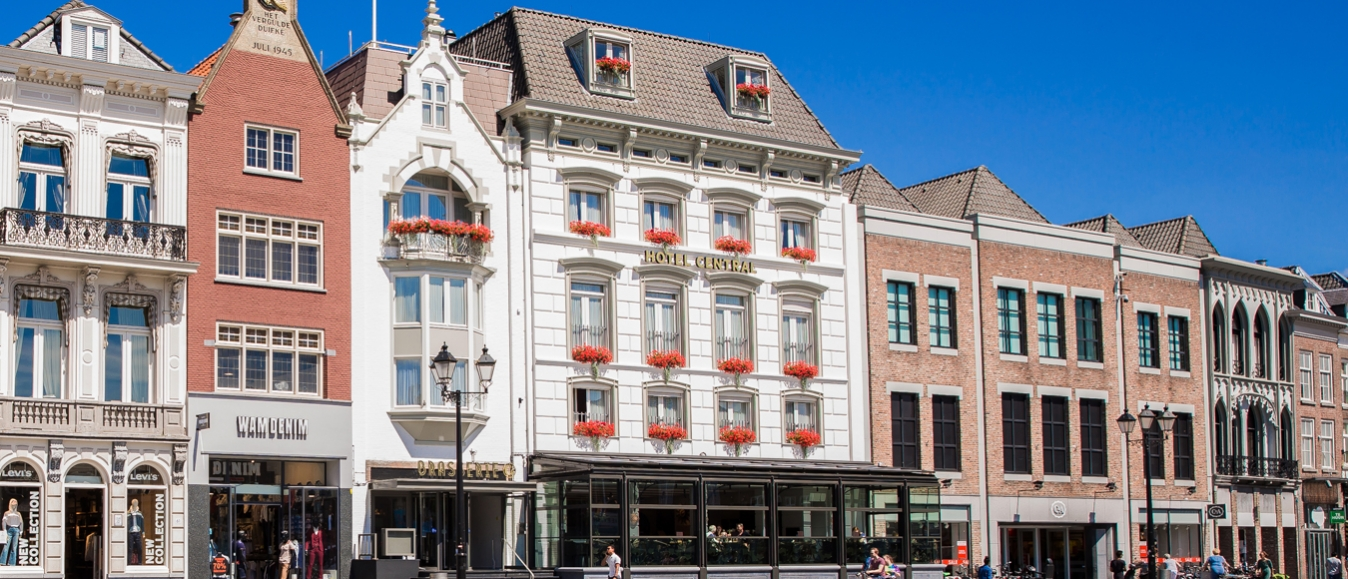 Golden Tulip Hotel Central wint Travellers' Choice Award