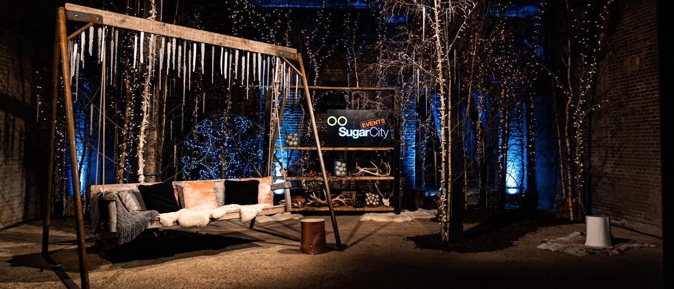 SugarCity Events presenteert ultieme Winterstudio
