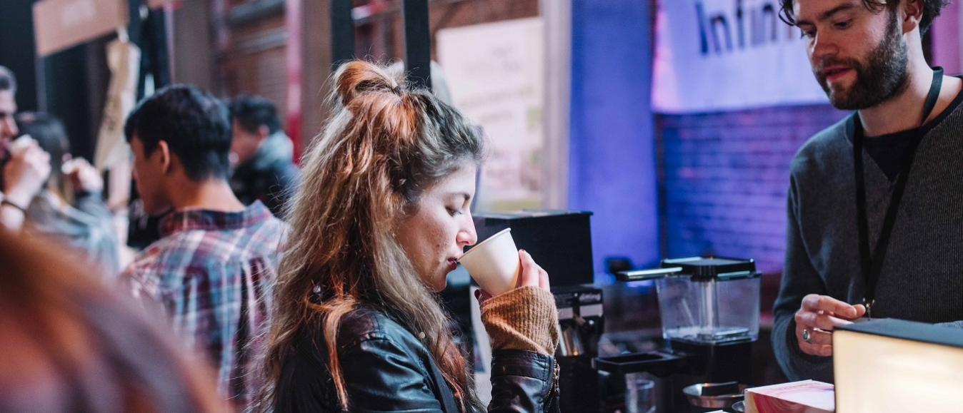 Koffie, smaak, stijl & statements op The Amsterdam Coffee Festival