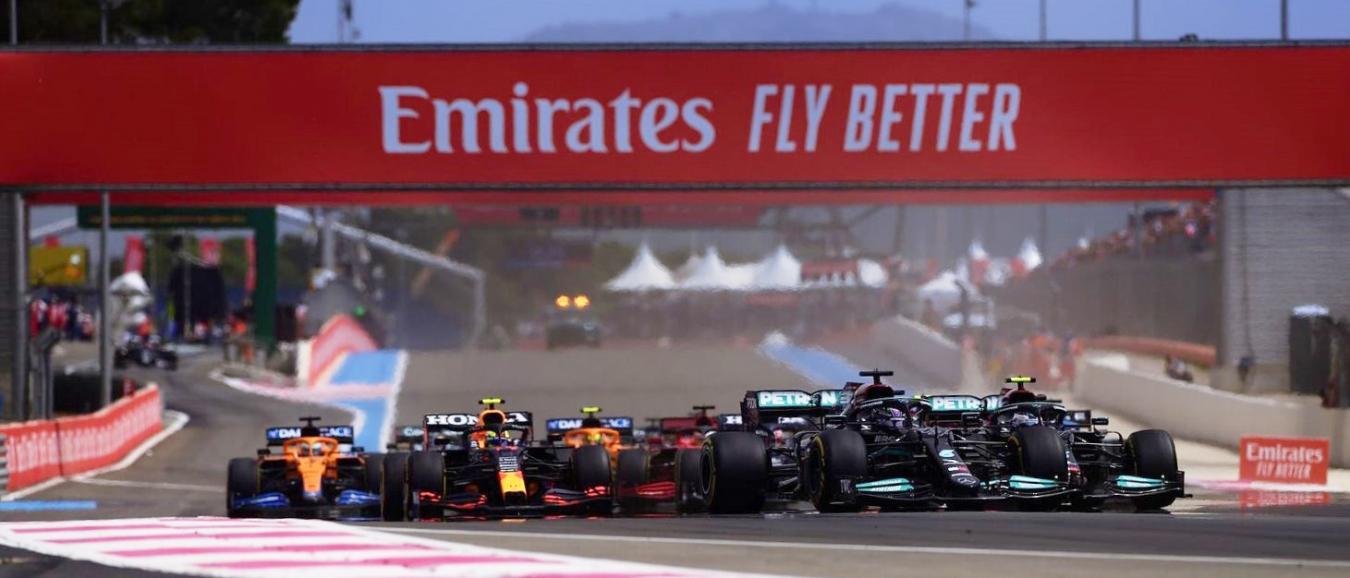 Emirates start sponsoring Dutch Grand Prix 2021