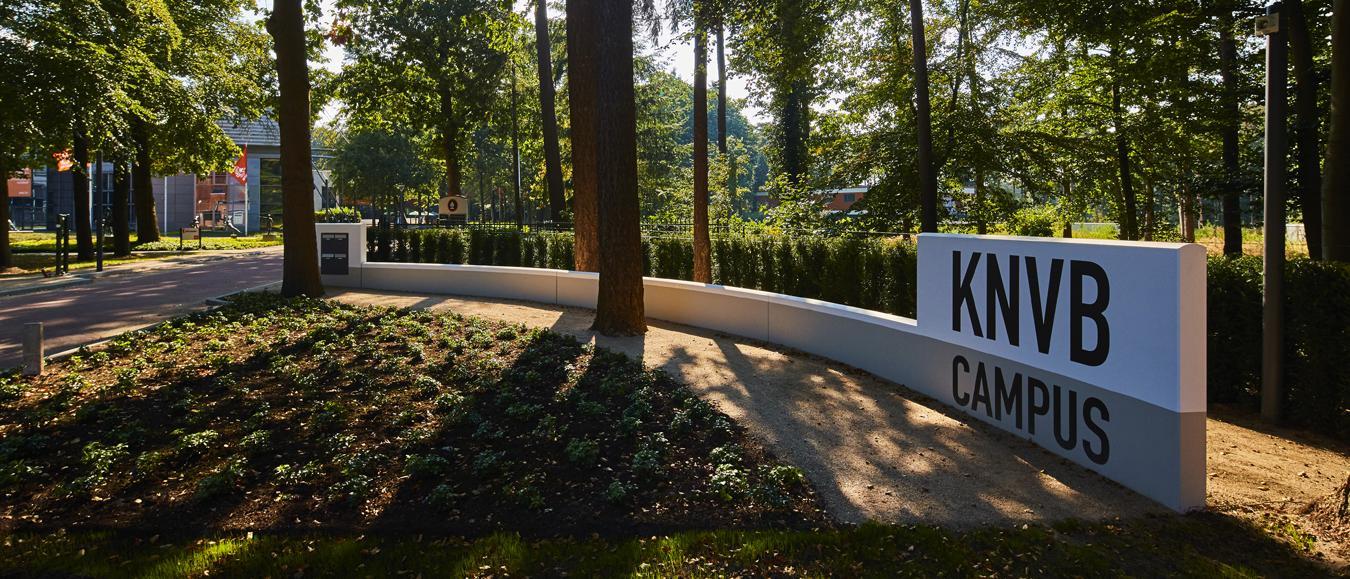 KNVB Campus Zeist: eventlocatie op de middenstip van Nederland