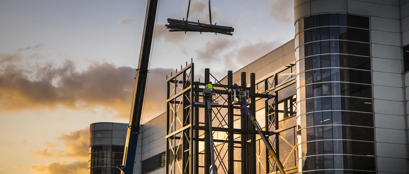 Evenementenhal Gorinchem bouwt twee Next Level goederenliften