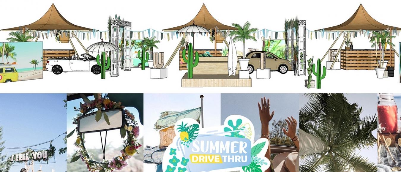 Hét Coronaproof Drive Thru event voor deze zomer!