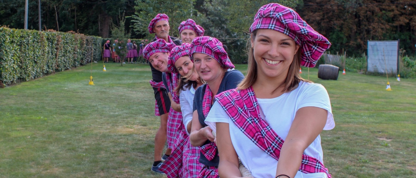 Aluvision Highland Games