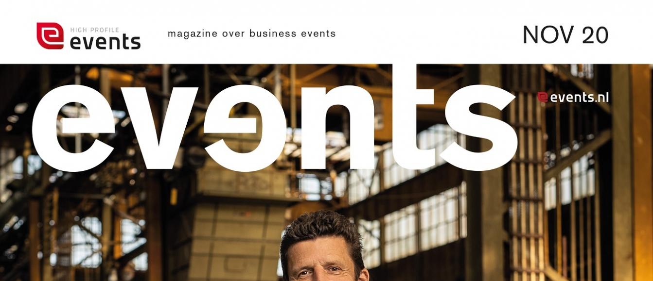 Nu uit! Magazine Events November