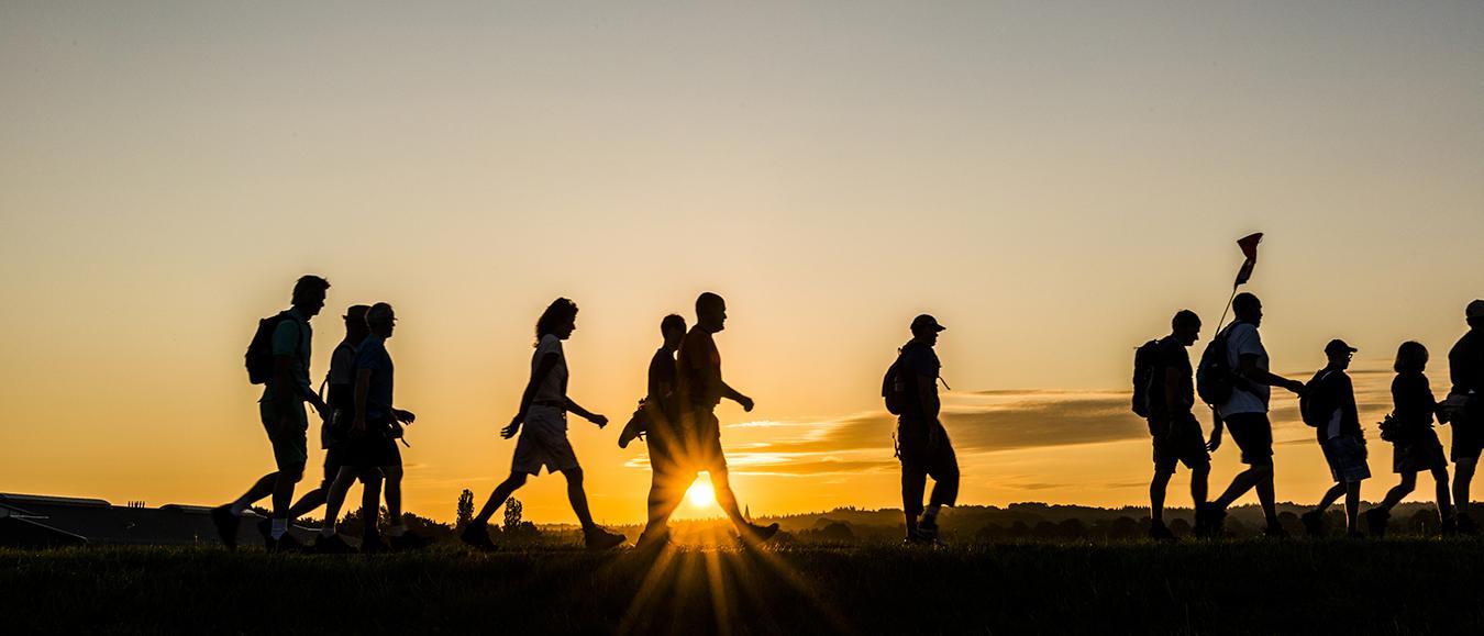 Duizenden kanjers krijgen energie met speciale 'Vierdaagse Nijmegen' goodiebag