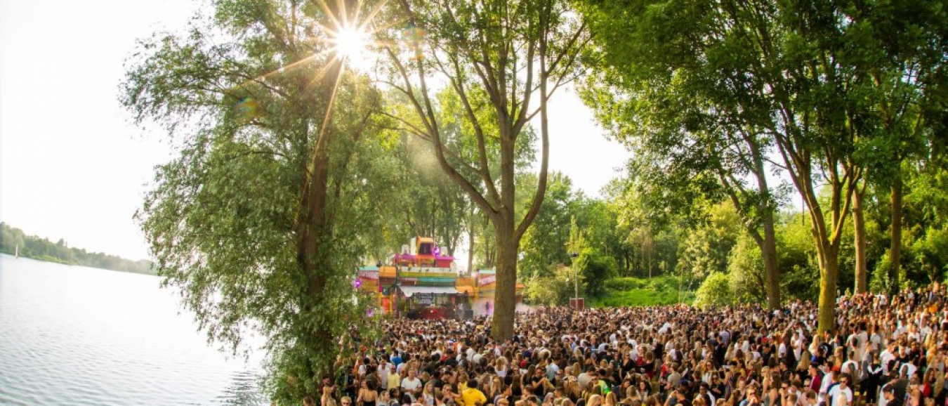 Green Deal 'Circular Festivals' op ADE Green