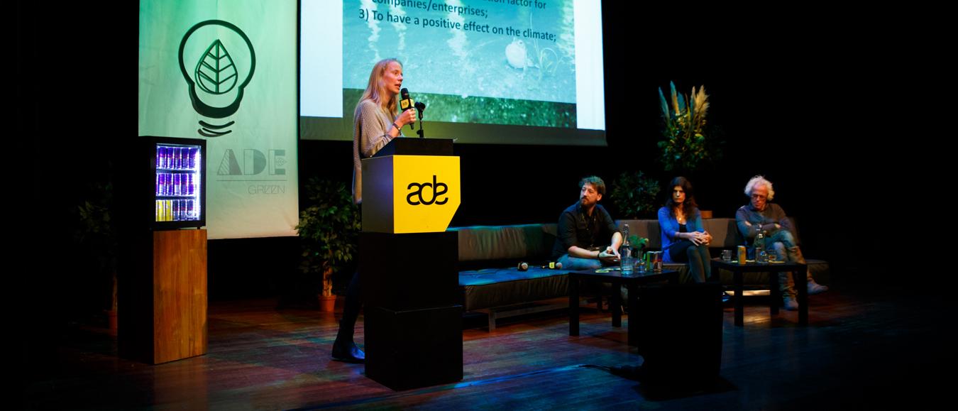 DeLaMar toneel voor vijfde editie ADE Green