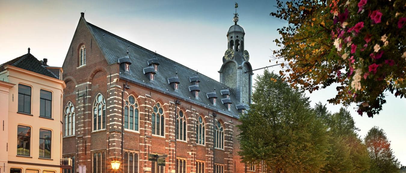 Thema bekend van Leiden European City of Science 2022