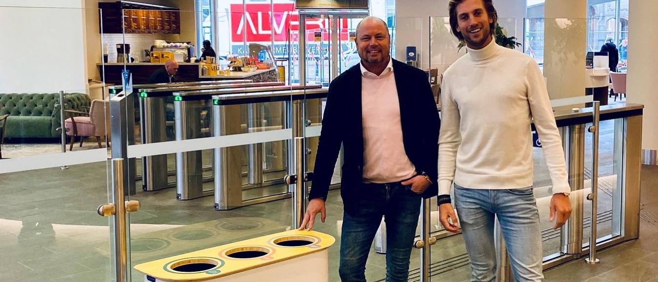 Dutch Design om afval te scheiden