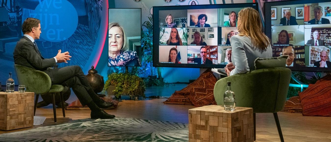 World Forum digitaal toneel voor Ambassadeursconferentie