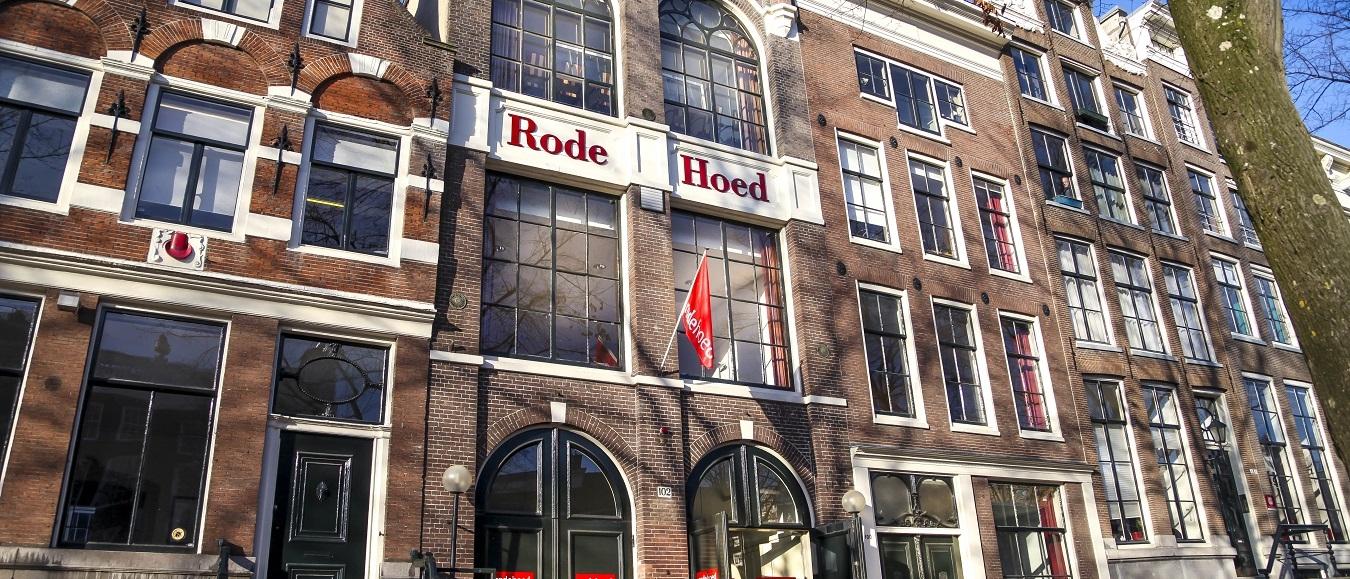 Rode Hoed: Veelzijdig congrescentrum in hartje Amsterdam