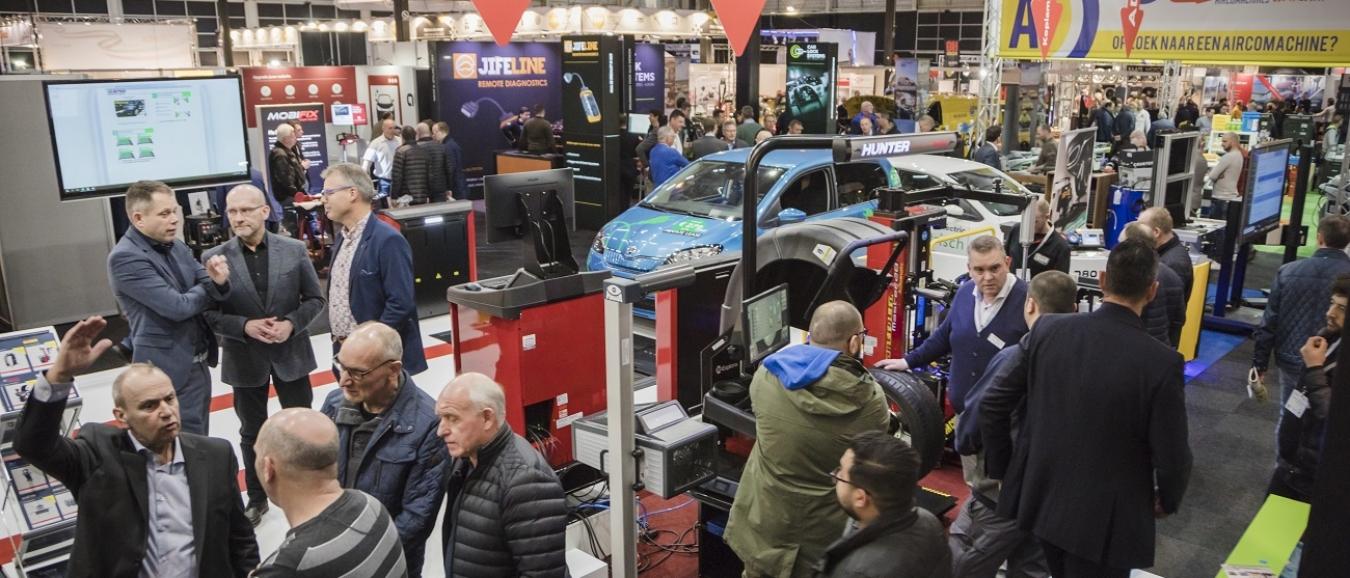 11.000 automotive professionals op Auto Prof – AMT Live 2020
