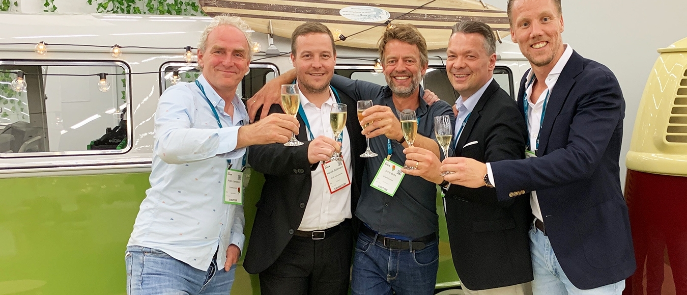 BOE en EventSummit creëren samen gezelligste Holland Paviljoen ooit!