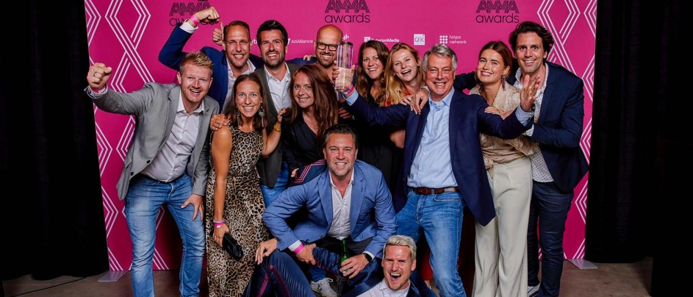 AMMA Awards 2021: ouderwets (geplaceerd) feestgedruis