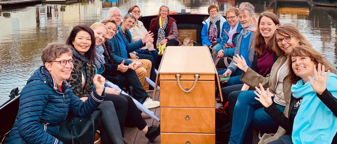 Leiden, een onverwachte hoeveelheid en diversiteit aan bezienswaardigheden