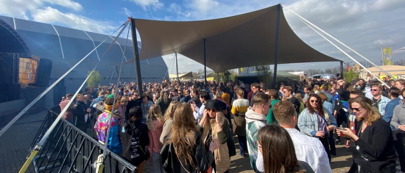 Merendeel jongeren verwacht dit jaar weer een festival te bezoeken