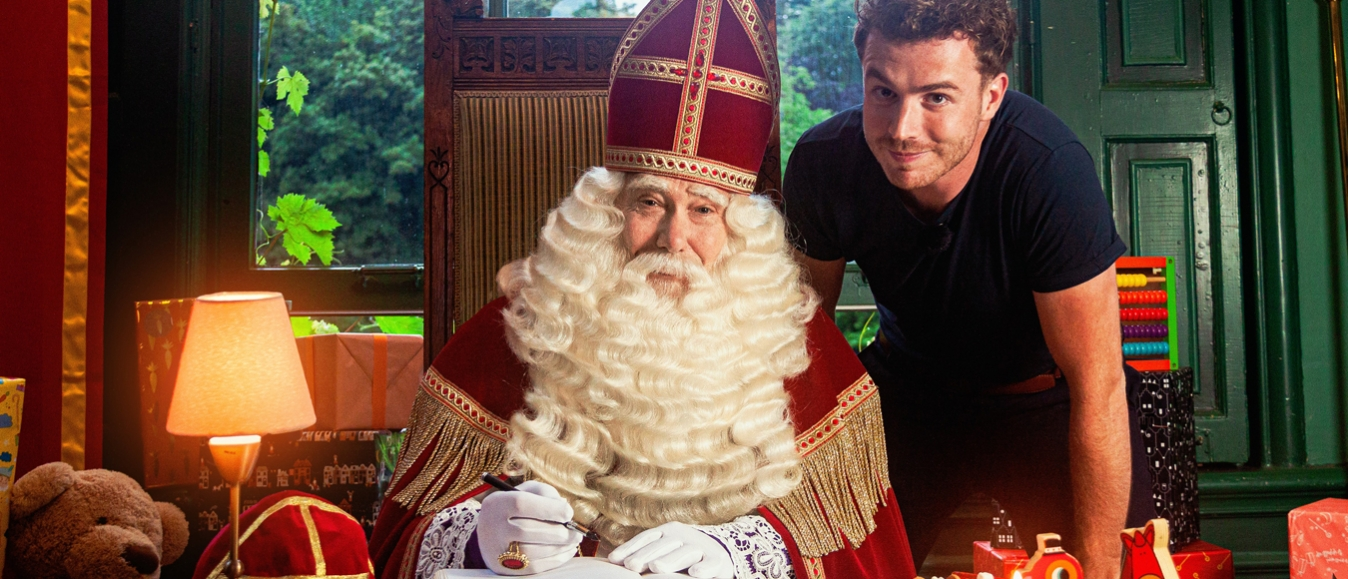 Boekdesint.nl maakt Sinterklaas onvergetelijk voor jong en oud