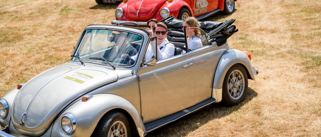 Boelaars lanceert teambuildinguitje met VW Cabrio's