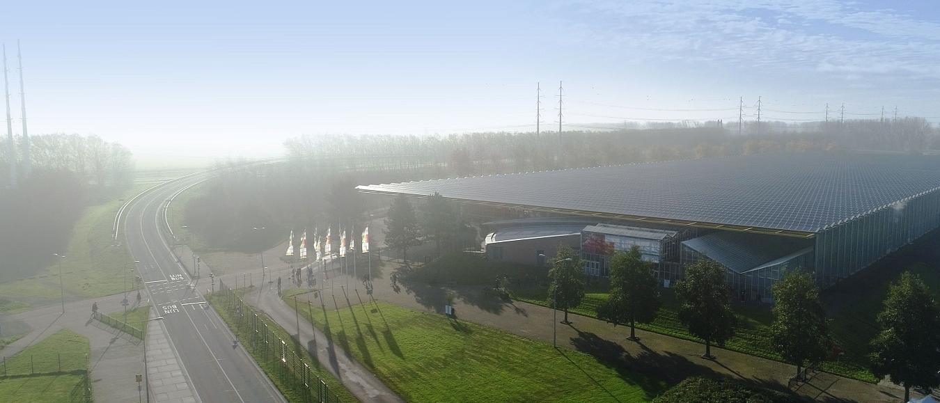 UEFA kiest Expo Haarlemmermeer
