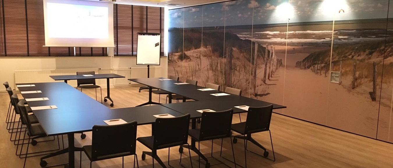 Frisse bries waait door Strandhotel op Center Parcs Park Zandvoort