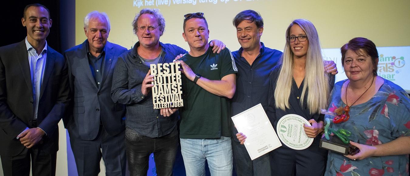Dance Parade wint Beste Festival Award