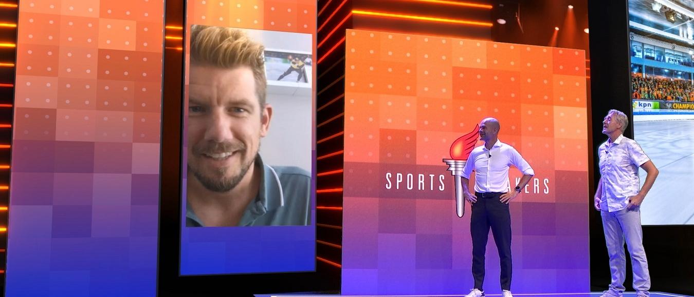 SportsSpeakers lanceert online presentatieconcept