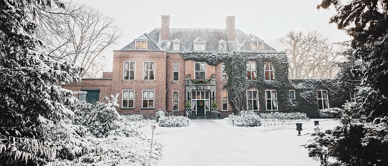 Landgoed Huize Bergen organiseert Christmas Drive Thru Kerstborrel
